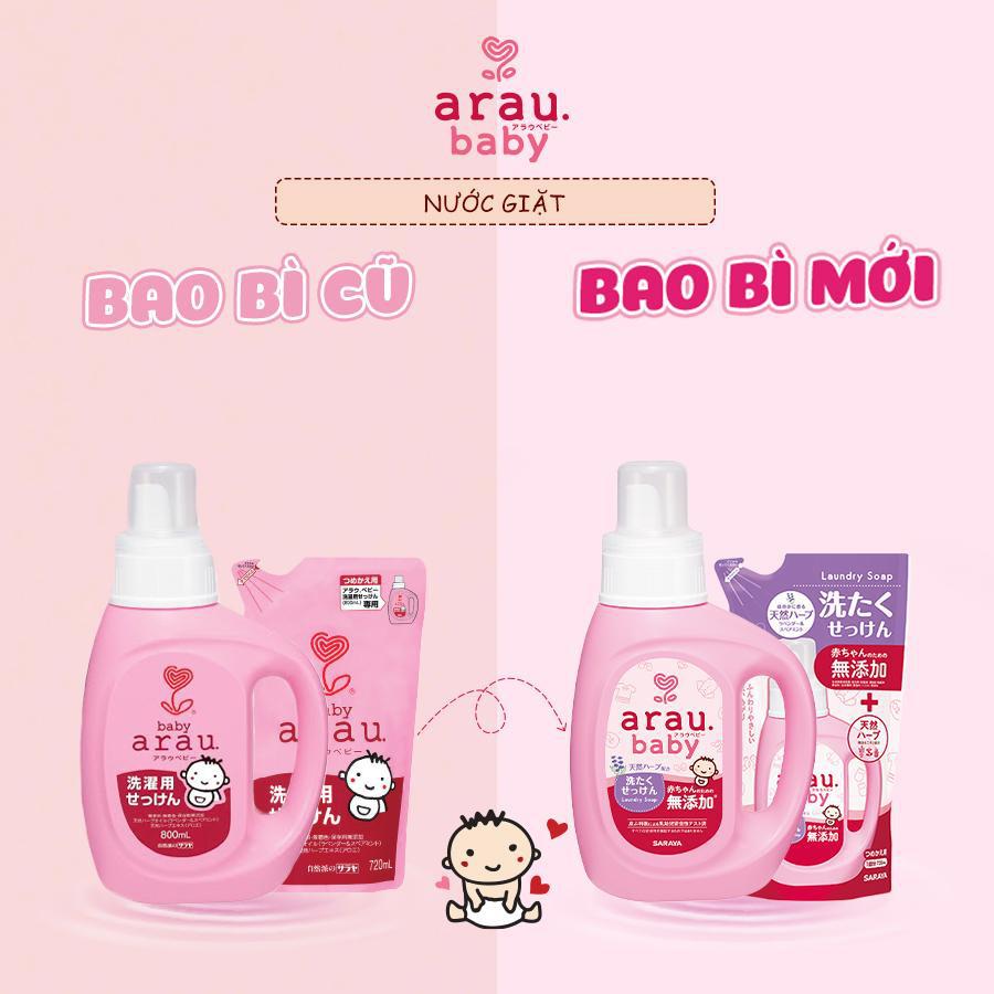 Arau Baby - thương hiệu chăm sóc bé cao cấp đến từ Nhật Bản ra mắt diện mạo mới - Ảnh 7.