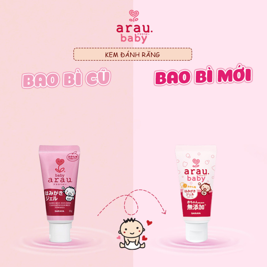 Arau Baby - thương hiệu chăm sóc bé cao cấp đến từ Nhật Bản ra mắt diện mạo mới - Ảnh 8.