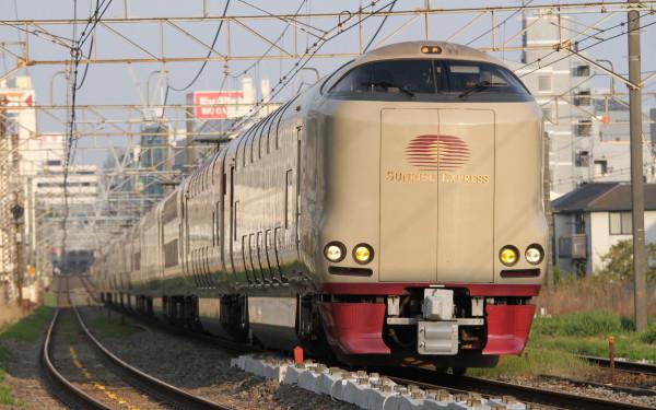 Có gì bên trong chuyến tàu xuyên đêm duy nhất còn sót lại ở Nhật Bản? 001