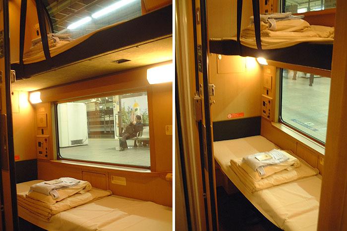 Có gì bên trong chuyến tàu xuyên đêm duy nhất còn sót lại ở Nhật Bản? 008