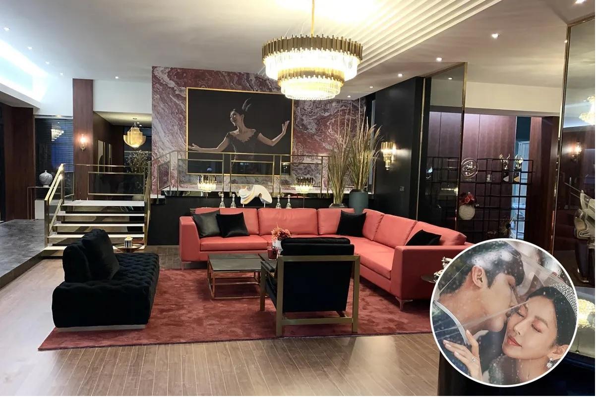 """""""Soi"""" phim Penthouse (Cuộc Chiến Thượng Lưu) cũng tăm tia được đủ món nội thất sang chảnh, decor theo là nhà ắt """"xịn"""" hơn bội phần - Ảnh 2."""