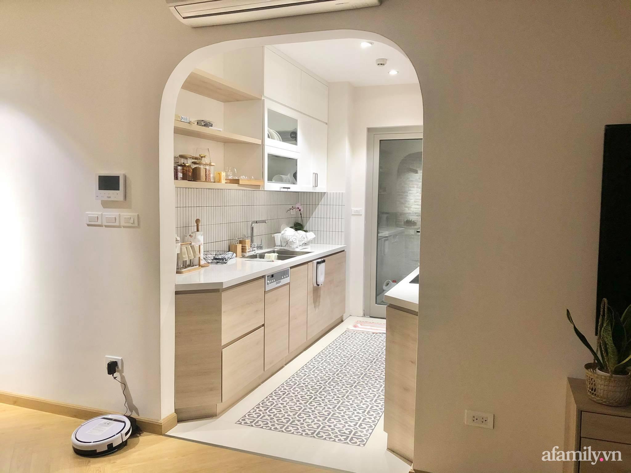 Căn bếp gọn đẹp, ngăn nắp như trong tạp chí nhờ học hỏi bí quyết tối giản của người Nhật - Ảnh 1.