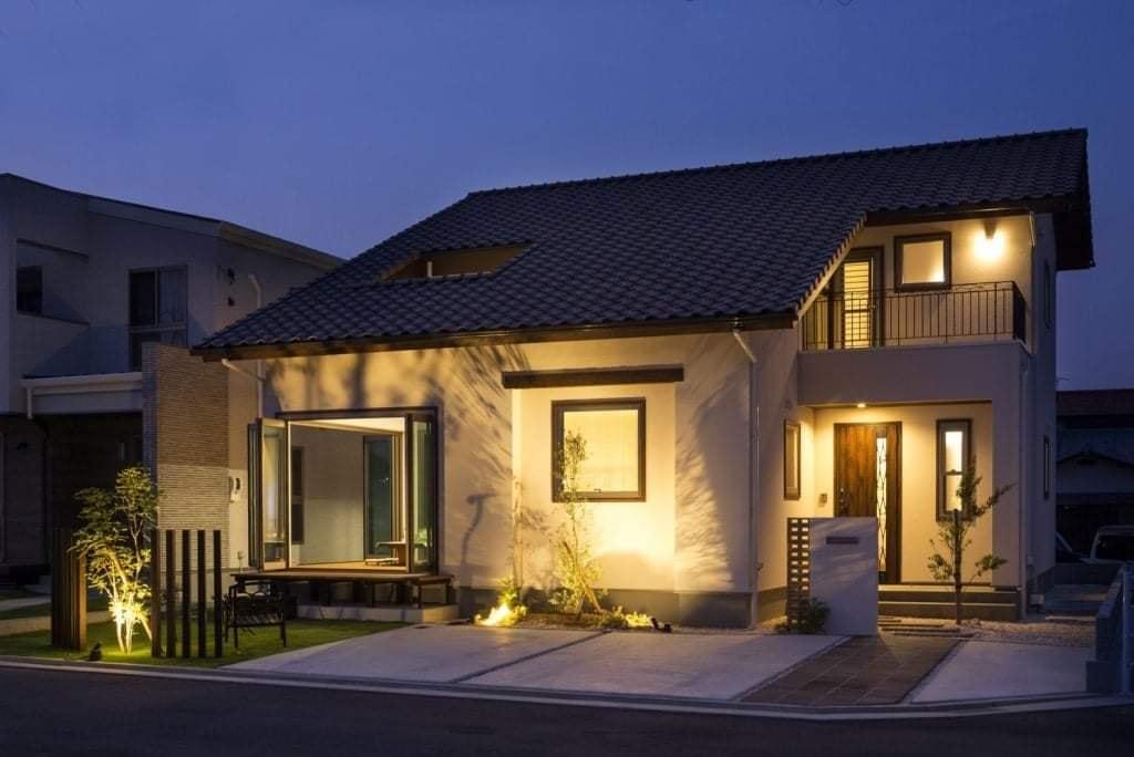 Nhà cấp 4 thiết kế theo phong cách Nhật thân thiện với môi trường dành cho cặp vợ chồng trẻ - Ảnh 2.
