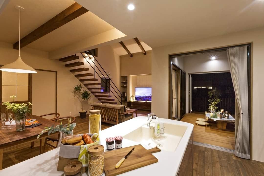 Nhà cấp 4 thiết kế theo phong cách Nhật thân thiện với môi trường dành cho cặp vợ chồng trẻ - Ảnh 8.
