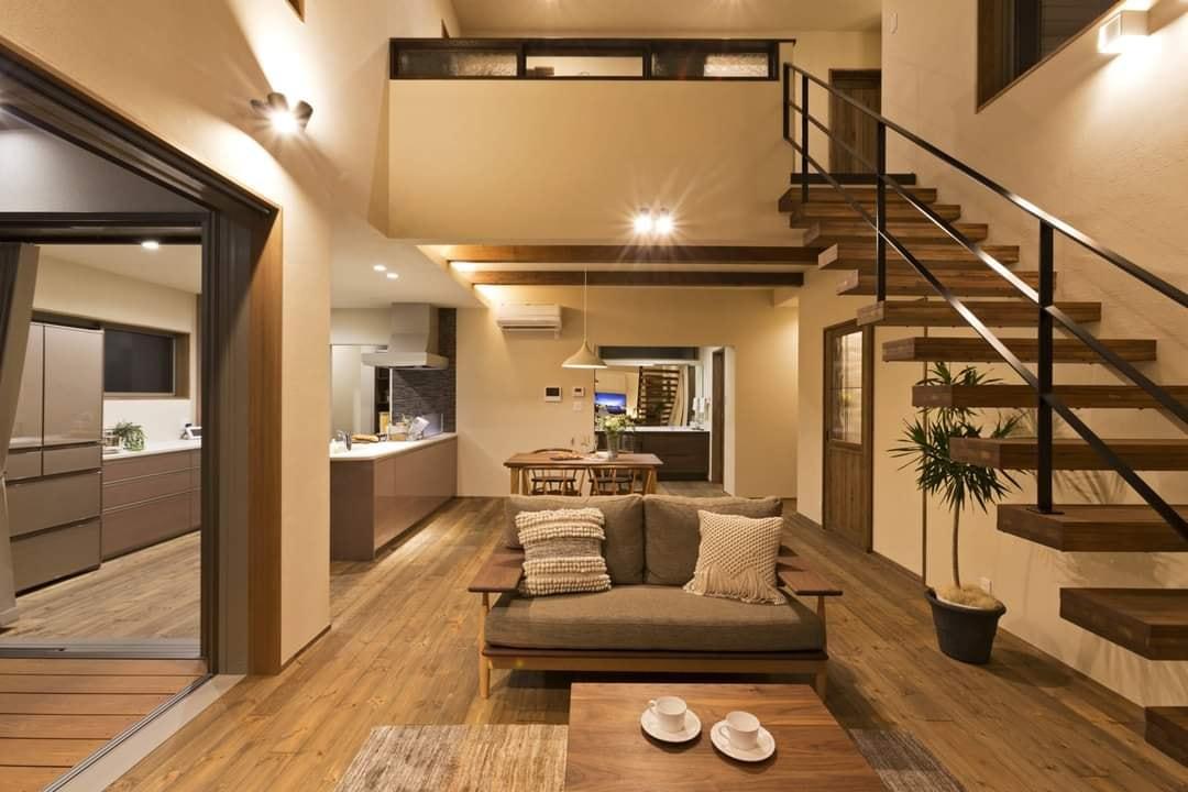 Nhà cấp 4 thiết kế theo phong cách Nhật thân thiện với môi trường dành cho cặp vợ chồng trẻ - Ảnh 6.