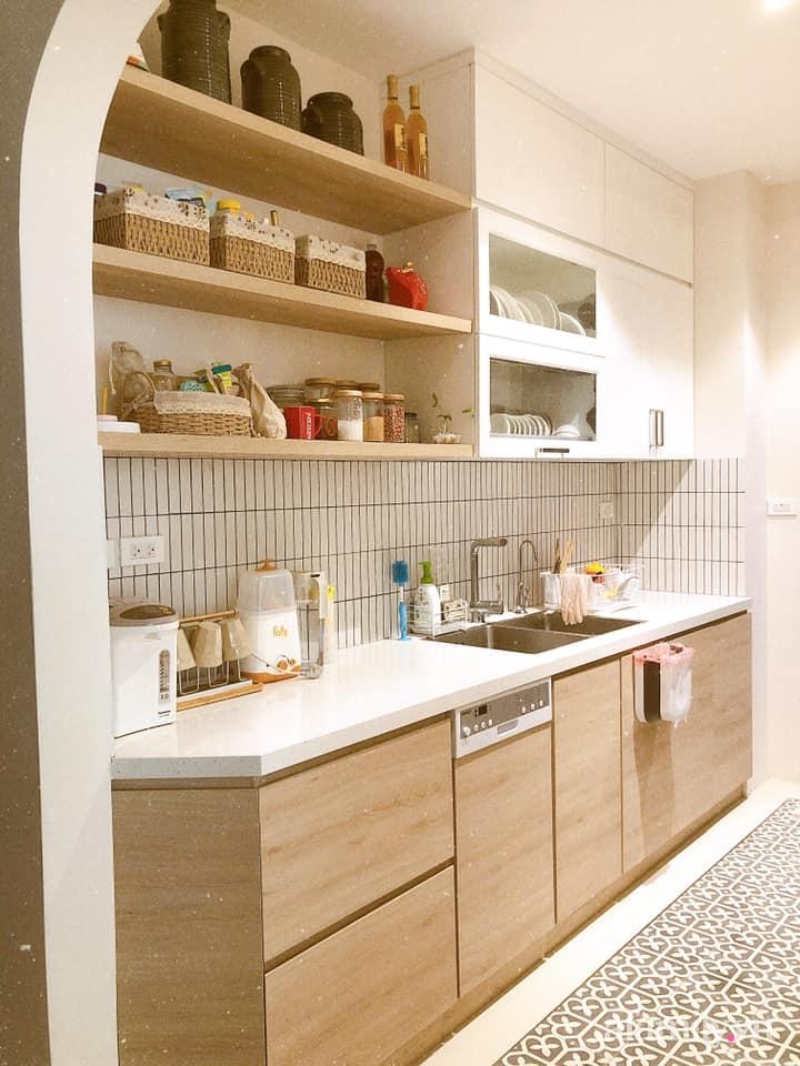 Căn bếp gọn đẹp, ngăn nắp như trong tạp chí nhờ học hỏi bí quyết tối giản của người Nhật - Ảnh 2.
