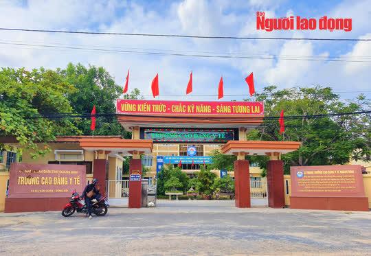 125 học viên ở Quảng Bình bất ngờ bị thu hồi bằng tốt nghiệp - Ảnh 1.