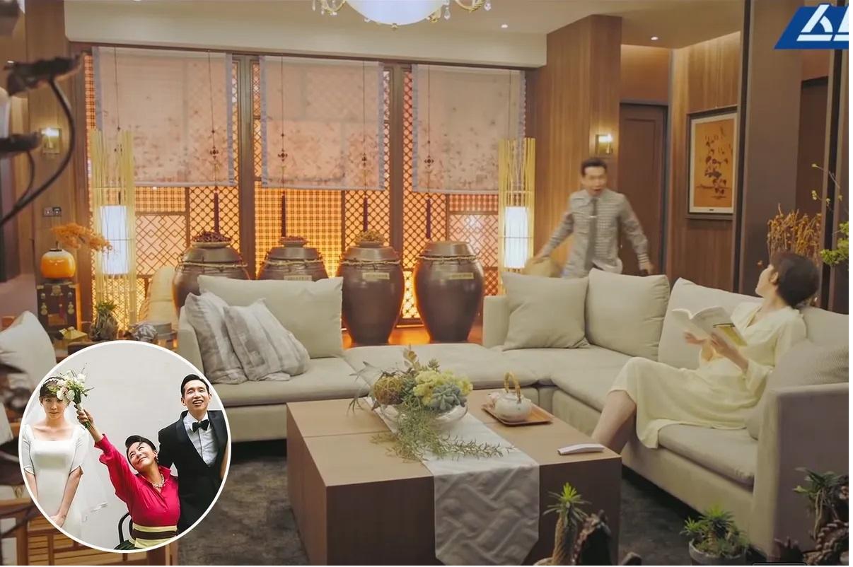 """""""Soi"""" phim Penthouse (Cuộc Chiến Thượng Lưu) cũng tăm tia được đủ món nội thất sang chảnh, decor theo là nhà ắt """"xịn"""" hơn bội phần - Ảnh 6."""