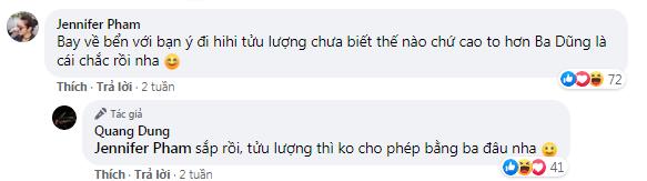 Chỉ 1 động thái nhỏ trên Facebook, Jennifer Phạm và chồng cũ Quang Dũng bỗng được khen ngợi hết lời: Dạy con văn minh quá! - Ảnh 3.