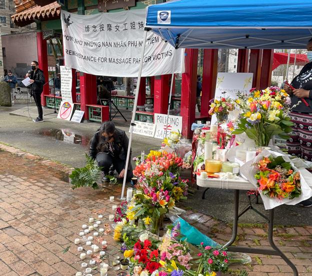 Bi kịch của nữ nhân viên massage gốc Hoa tại Mỹ: Vật lộn mưu sinh trên đất khách - Ảnh 1.