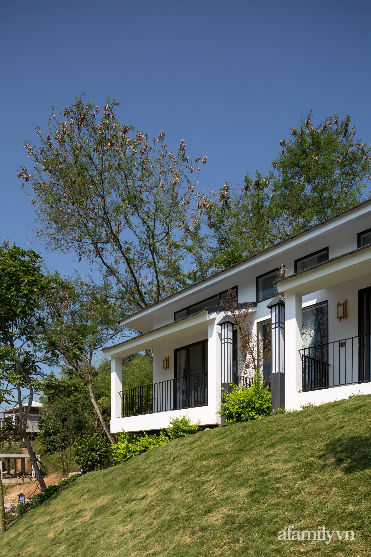 Nhà trên đồi lộng gió thoáng rộng thảnh thơi đón nắng ngập tràn ở Kỳ Sơn, Hòa Bình - Ảnh 4.
