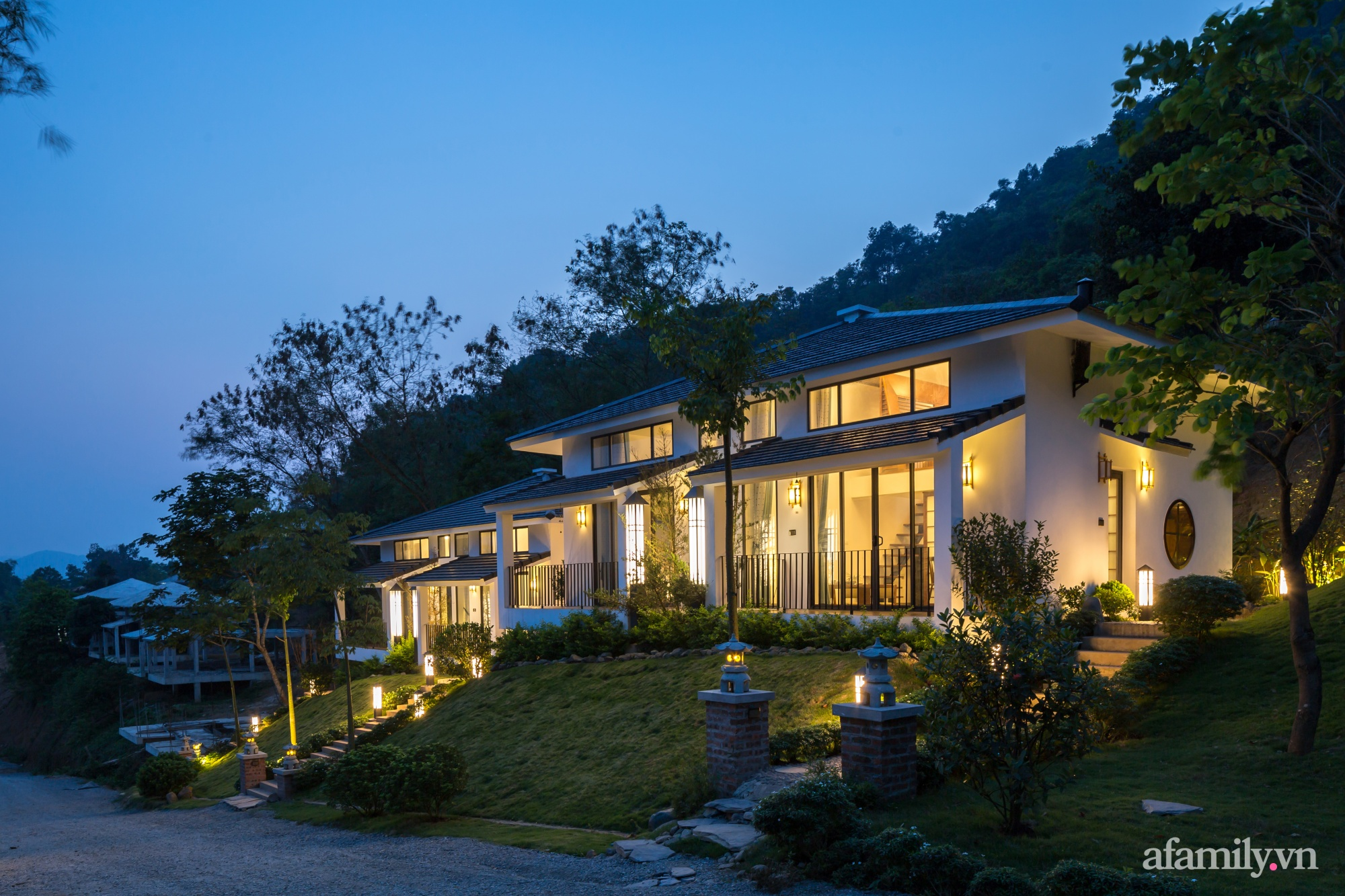 Nhà trên đồi lộng gió thoáng rộng thảnh thơi đón nắng ngập tràn ở Kỳ Sơn, Hòa Bình - Ảnh 3.