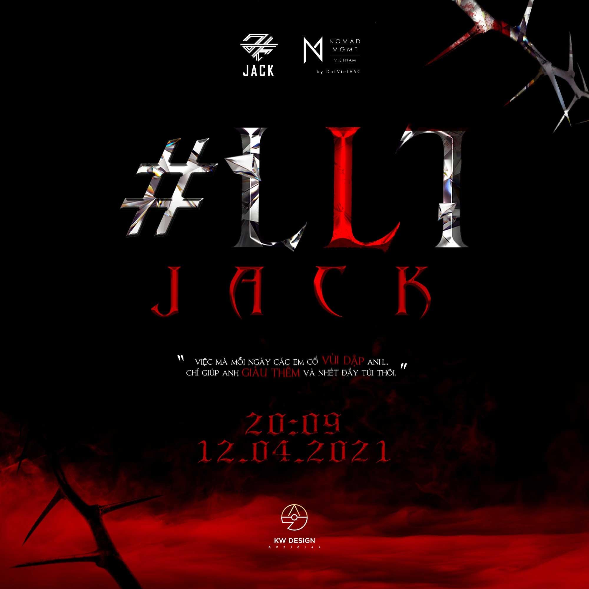 Jack tung teaser MV đậm chất giang hồ kèm lời tuyên bố cực gắt: Em mong giống anh sao, sorry anh ở trên cao - Ảnh 2.