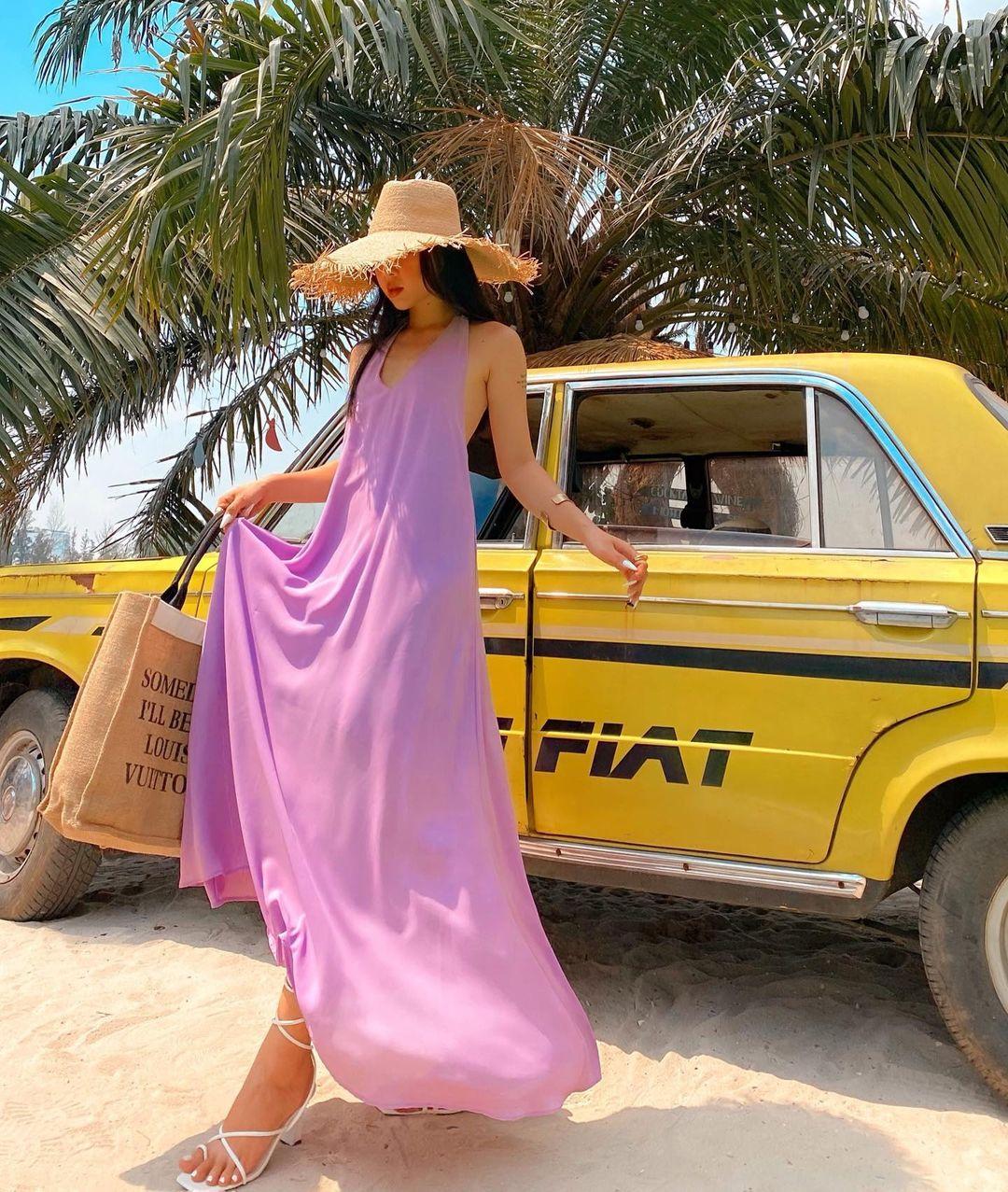 Hà Hồ có cả loạt váy sống ảo đỉnh cao nhờ kiểu váy này, chị em muốn học theo cũng cực dễ - Ảnh 13.