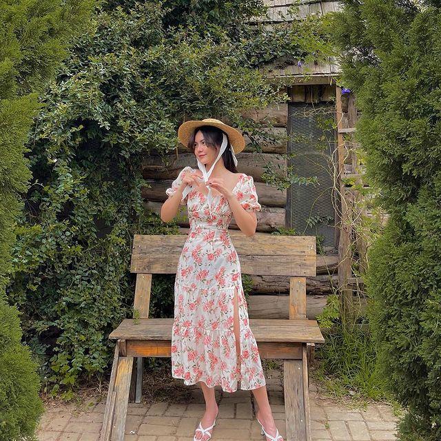 Hà Hồ có cả loạt váy sống ảo đỉnh cao nhờ kiểu váy này, chị em muốn học theo cũng cực dễ - Ảnh 17.