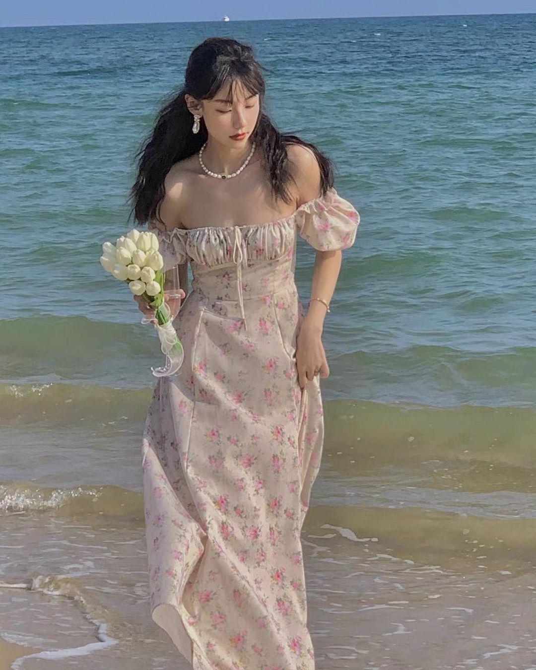 Hà Hồ có cả loạt váy sống ảo đỉnh cao nhờ kiểu váy này, chị em muốn học theo cũng cực dễ - Ảnh 19.