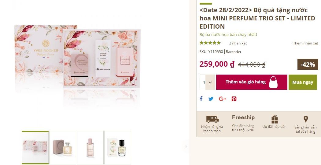 Loạt nước hoa ngon bổ rẻ đang sale chỉ từ 200k/chai full size, mua dùng mùa hè thì bao thơm - Ảnh 5.