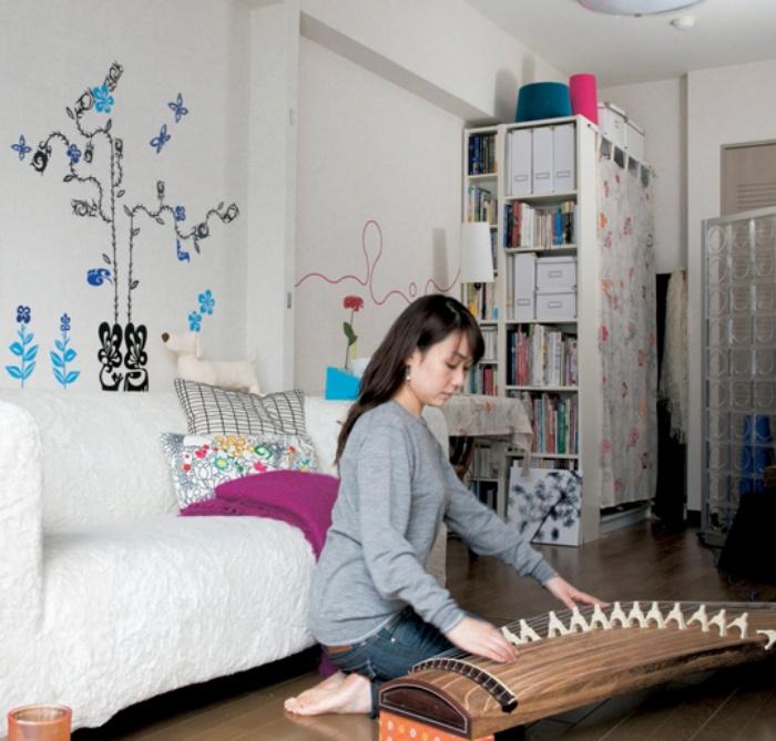 Căn hộ 30m² chiếm trọn cảm tình của người ngắm nhìn với thiết kế tối giản ở thủ đô - Ảnh 4.