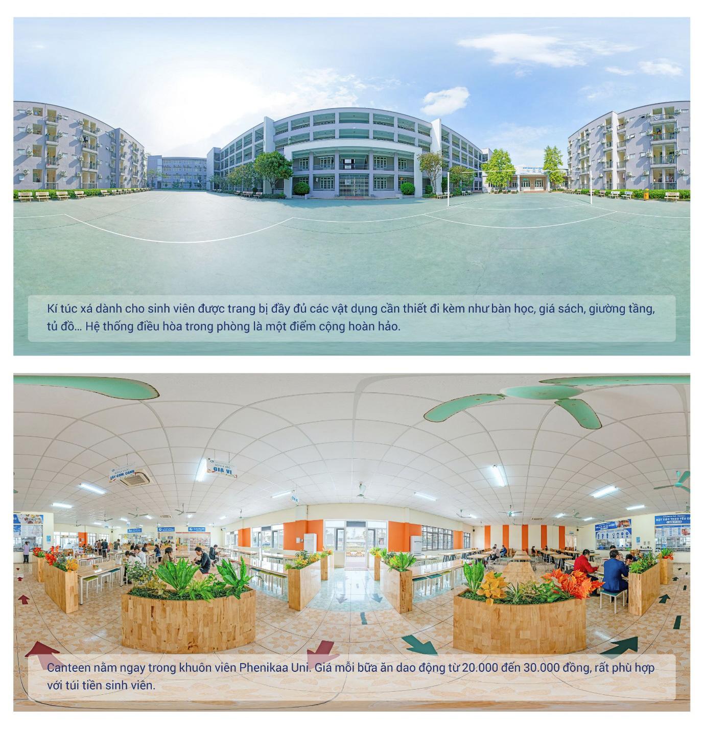 Ngôi trường trong mơ của gen Z đã thật sự xuất hiện ở Hà Nội - Ảnh 3.