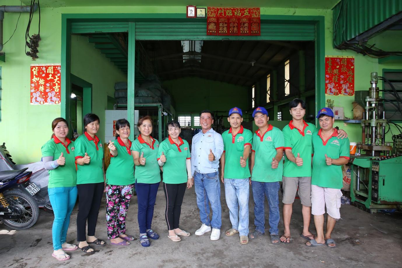 Doanh nhân Trần Lưu Bảo Đại: Gia đình luôn luôn là điểm tựa vững chắc để hướng tới thành công - Ảnh 4.