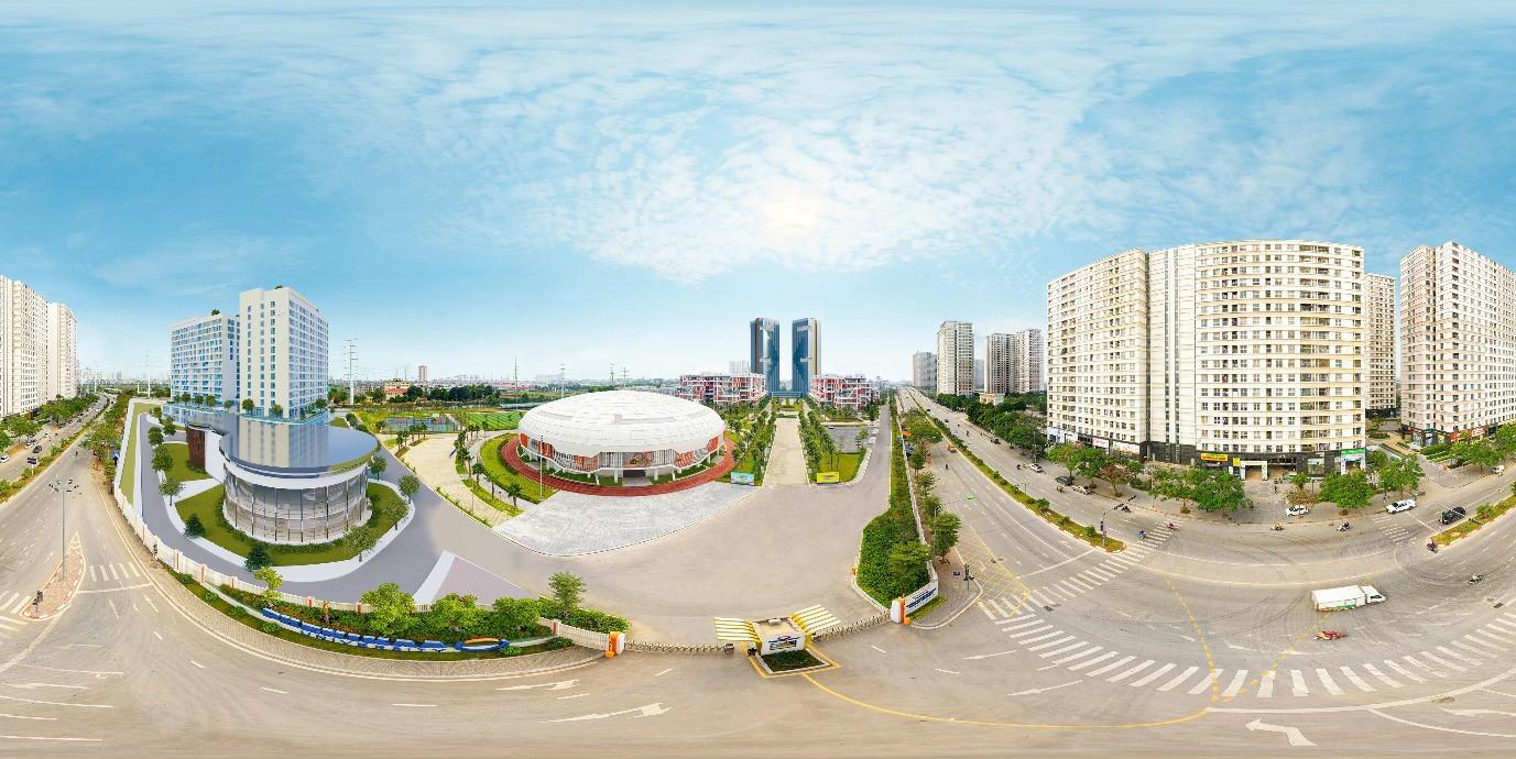 Ngôi trường trong mơ của gen Z đã thật sự xuất hiện ở Hà Nội - Ảnh 5.