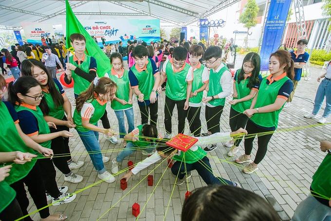 Ngôi trường trong mơ của gen Z đã thật sự xuất hiện ở Hà Nội - Ảnh 7.