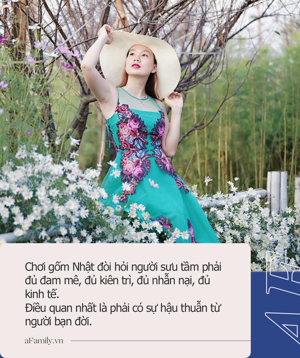"""Sở hữu sương sương gần 400 bộ bát đĩa gốm Nhật, cựu hoa hậu Việt Nam bật mí cách chơi """"độc nhất vô nhị"""" - Ảnh 9."""