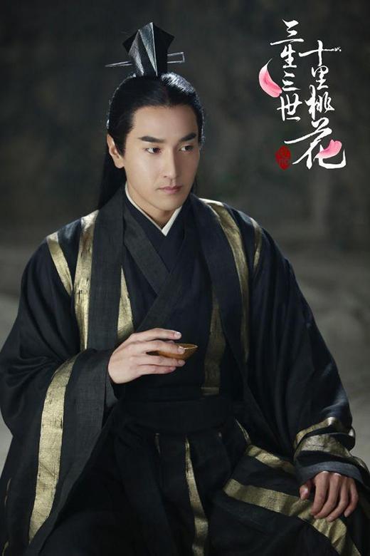 Triệu Hựu Đình - Cao Viên Viên âu yếm trên phim trường, mỹ nam Tam sinh tam thế Thập lý đào hoa quá yêu vợ - Ảnh 7.