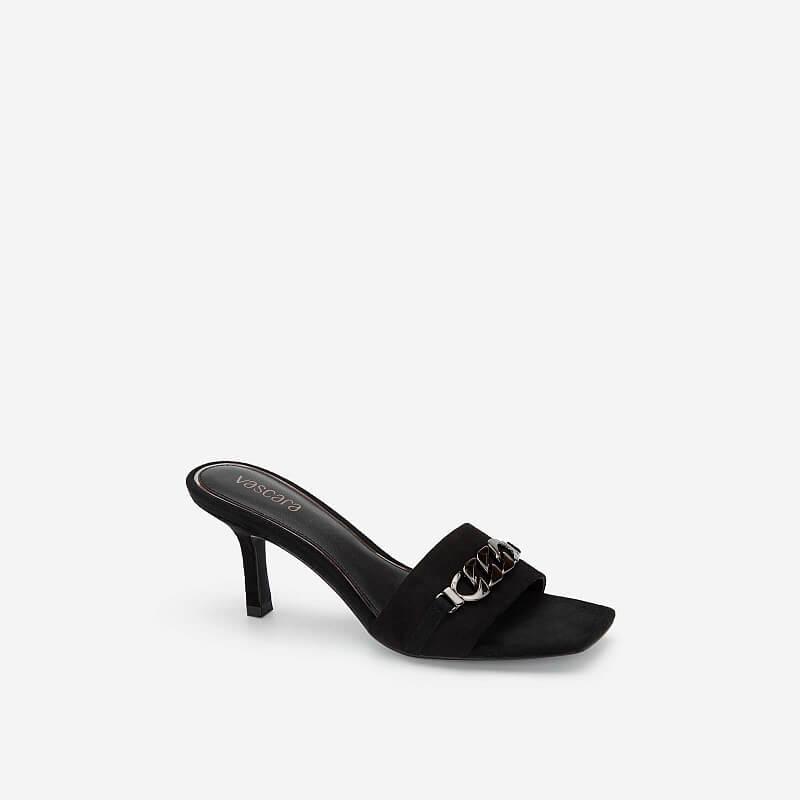 Kiểu giày hot nhất Hè năm nay của gái Pháp: Diện cùng váy vóc là chuẩn tinh tế và đẹp xinh miễn bàn - Ảnh 6.