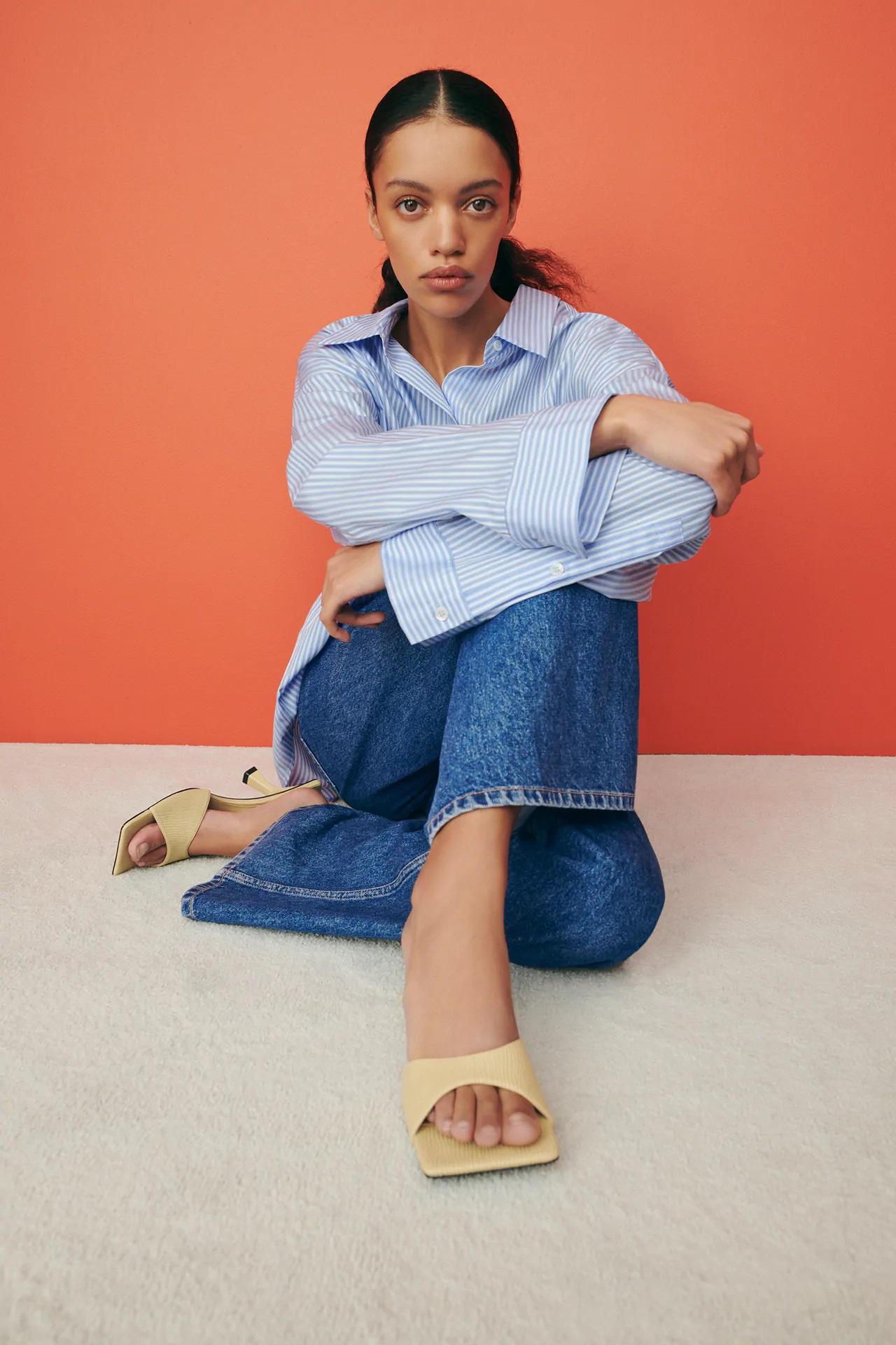 Kiểu giày hot nhất Hè năm nay của gái Pháp: Diện cùng váy vóc là chuẩn tinh tế và đẹp xinh miễn bàn - Ảnh 8.