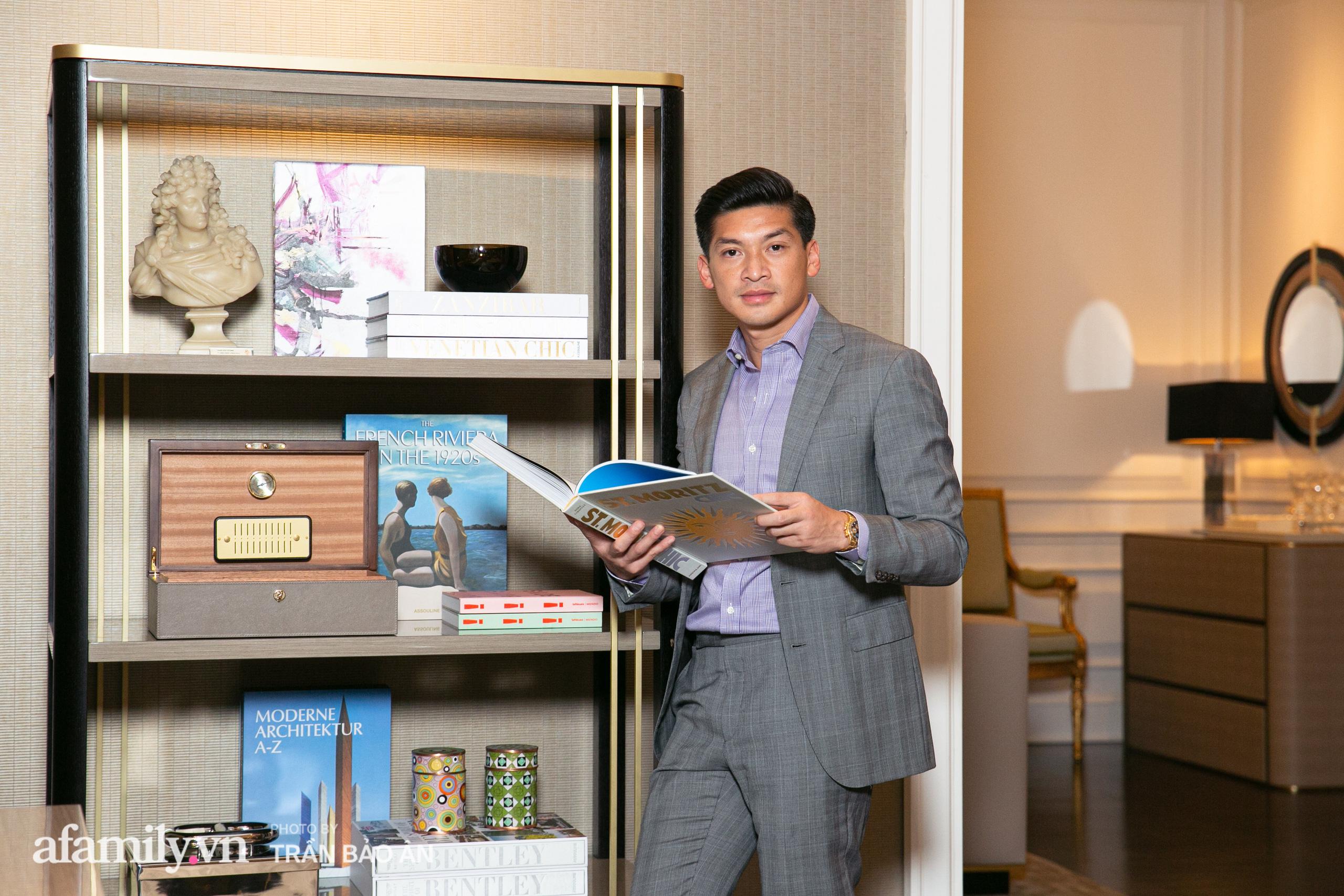 """Yves Huy Phan – CEO 30 tuổi làm chủ đế chế nội thất xa xỉ tiết lộ quá trình """"làm giàu"""" và điều bí mật trong mối tình đồng giới với nhà thiết kế nội thất nổi tiếng nhất Việt Nam - Ảnh 8."""
