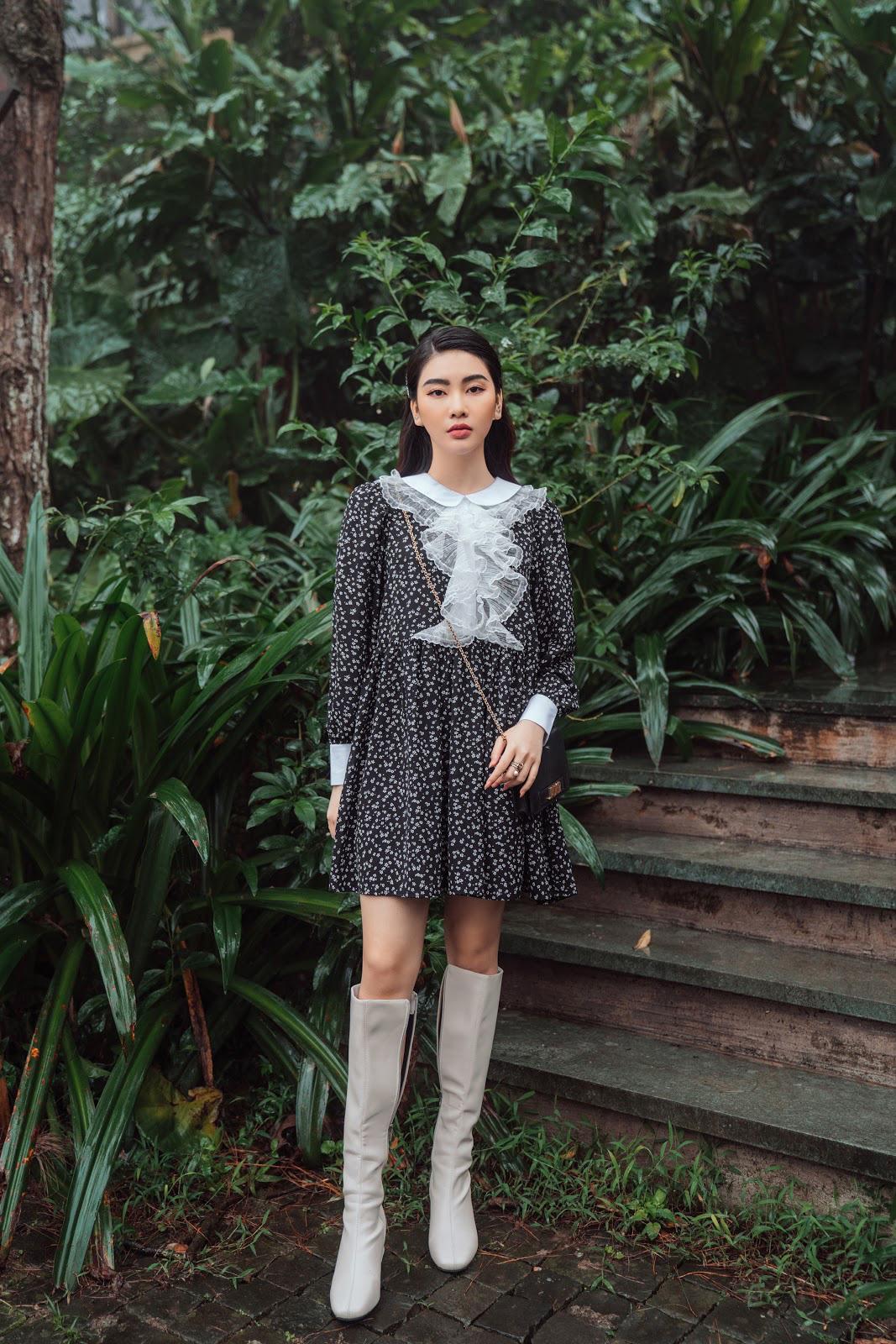 Leenaa clothing gợi ý 7 outfit xuân-hè ngọt ngào tươi mới gây sốt trong năm nay - Ảnh 3.