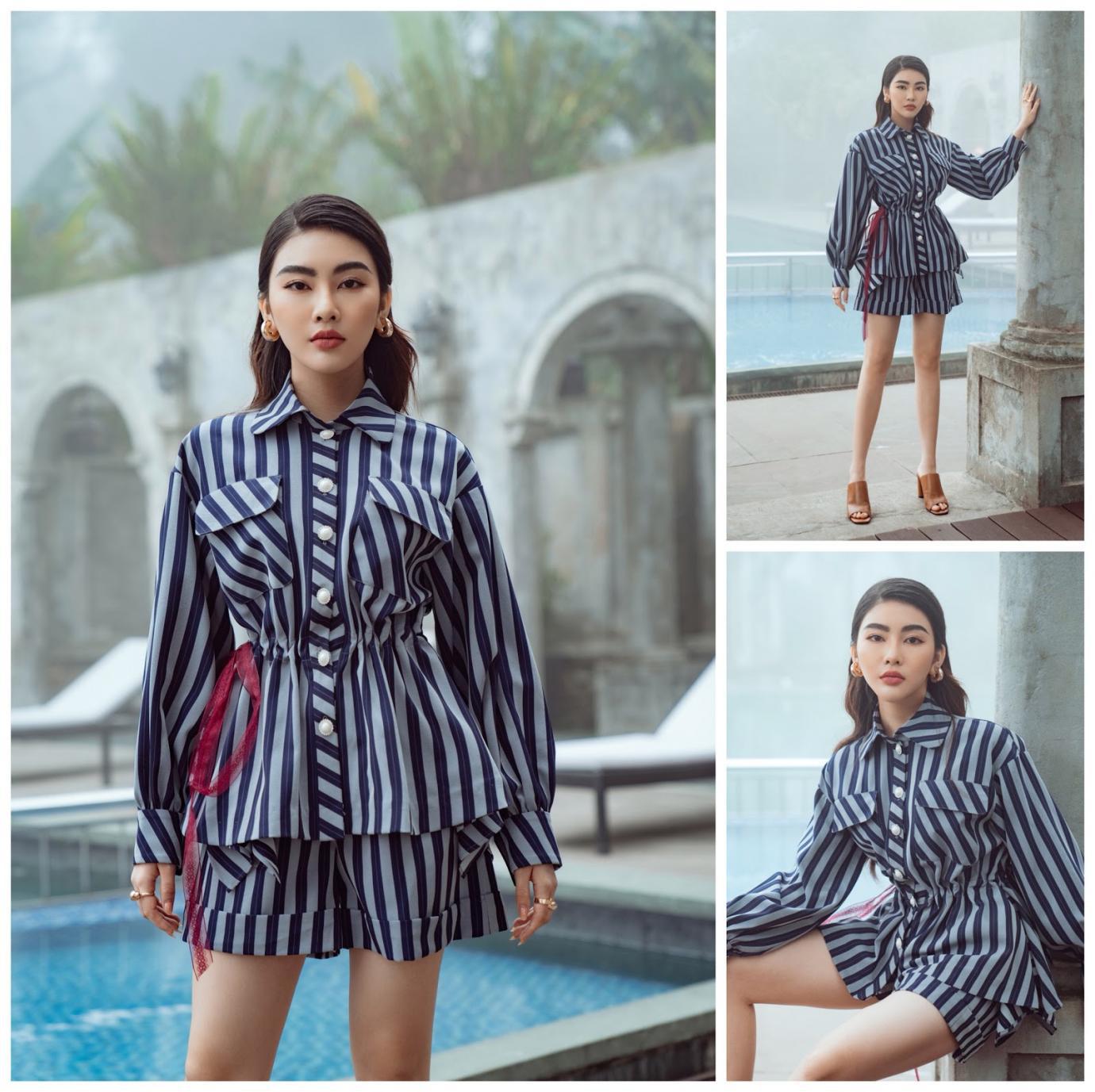 Leenaa clothing gợi ý 7 outfit xuân-hè ngọt ngào tươi mới gây sốt trong năm nay - Ảnh 4.