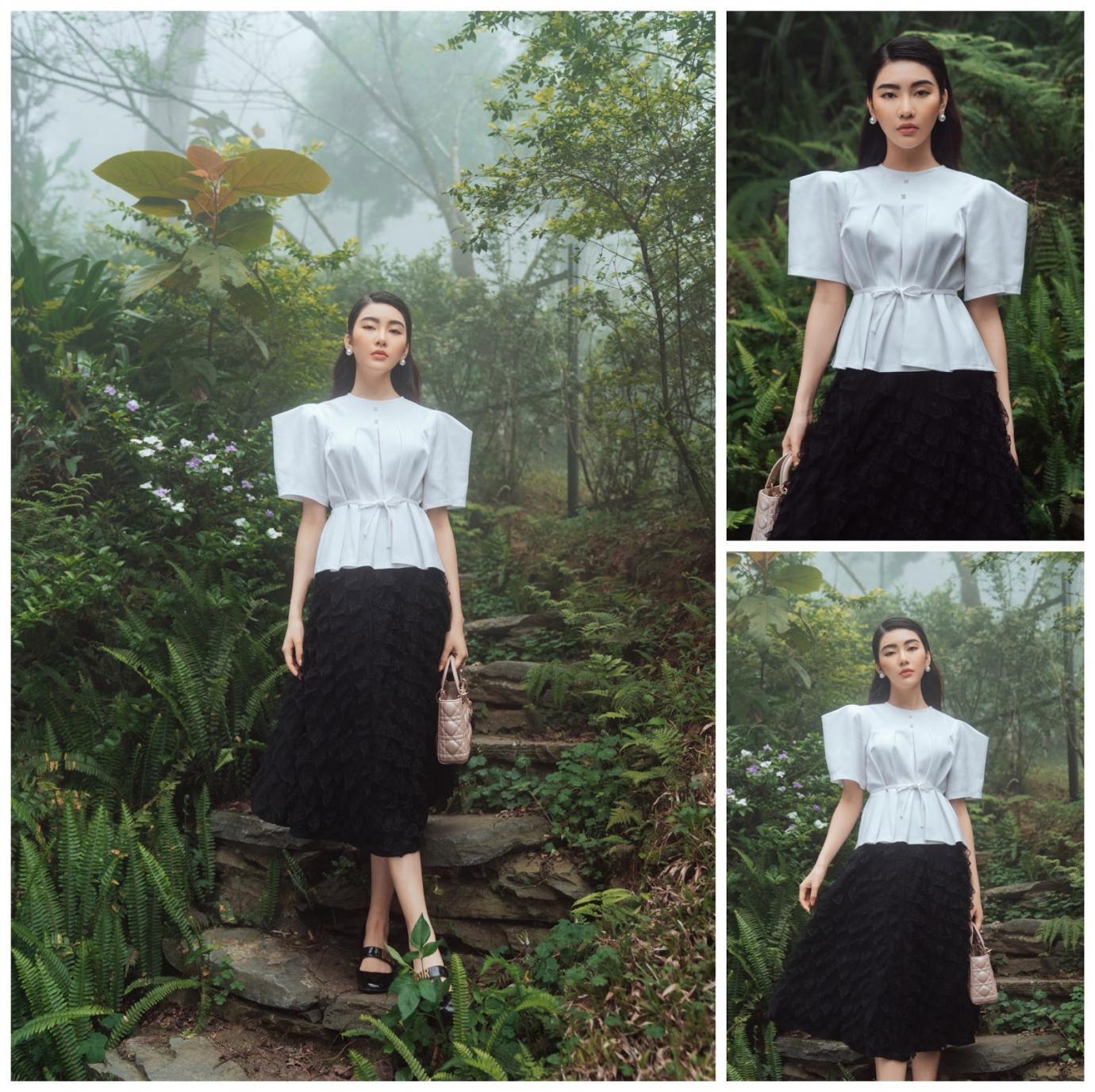 Leenaa clothing gợi ý 7 outfit xuân-hè ngọt ngào tươi mới gây sốt trong năm nay - Ảnh 7.