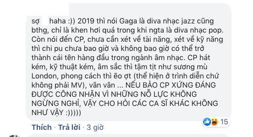 Tranh cãi Trấn Thành dùng Lady Gaga để nói về thành công của Chi Pu, khẳng định không ngạc nhiên nếu nữ ca sĩ xuất khẩu thế giới - Ảnh 5.