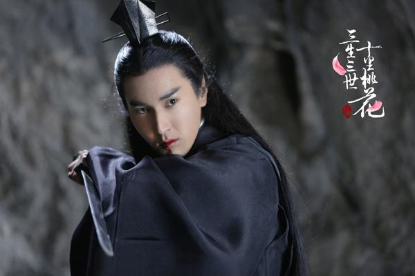 Triệu Hựu Đình - Cao Viên Viên âu yếm trên phim trường, mỹ nam Tam sinh tam thế Thập lý đào hoa quá yêu vợ - Ảnh 6.