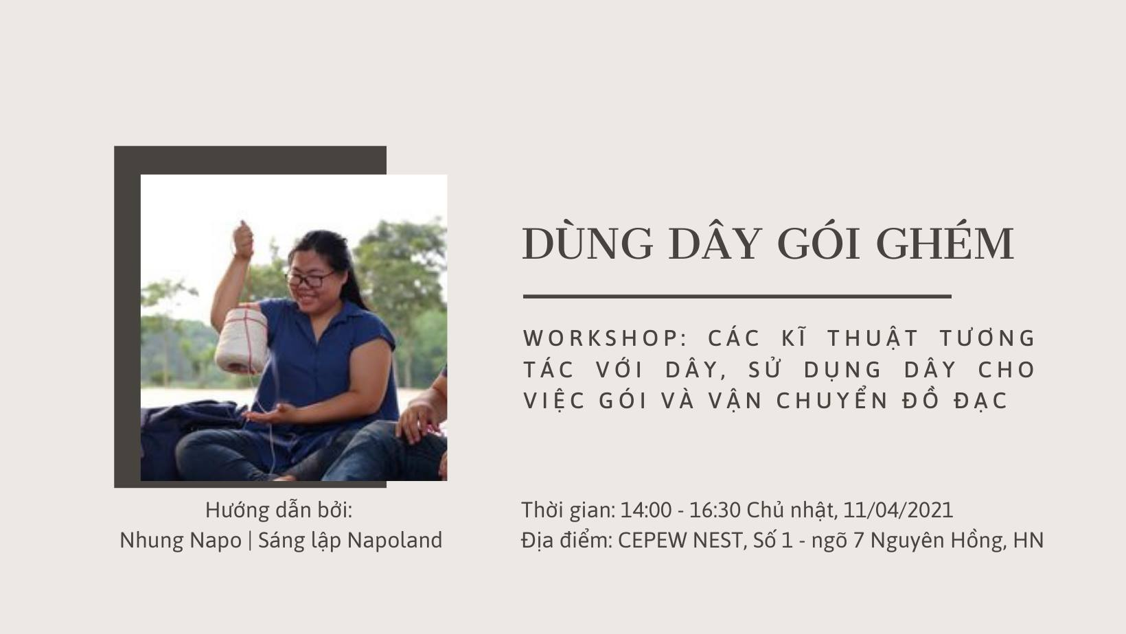 workshop - Ảnh 1.