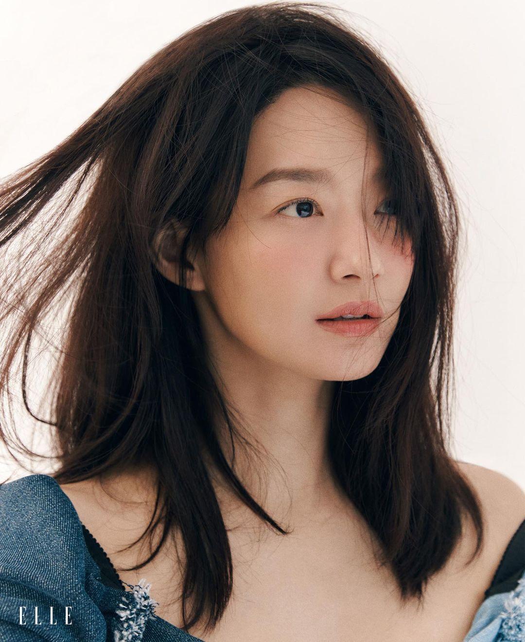 Nàng mặt tròn học ngay bạn gái tài tử Woo Bin để 4 kiểu tóc 'đỉnh' cao này 0010