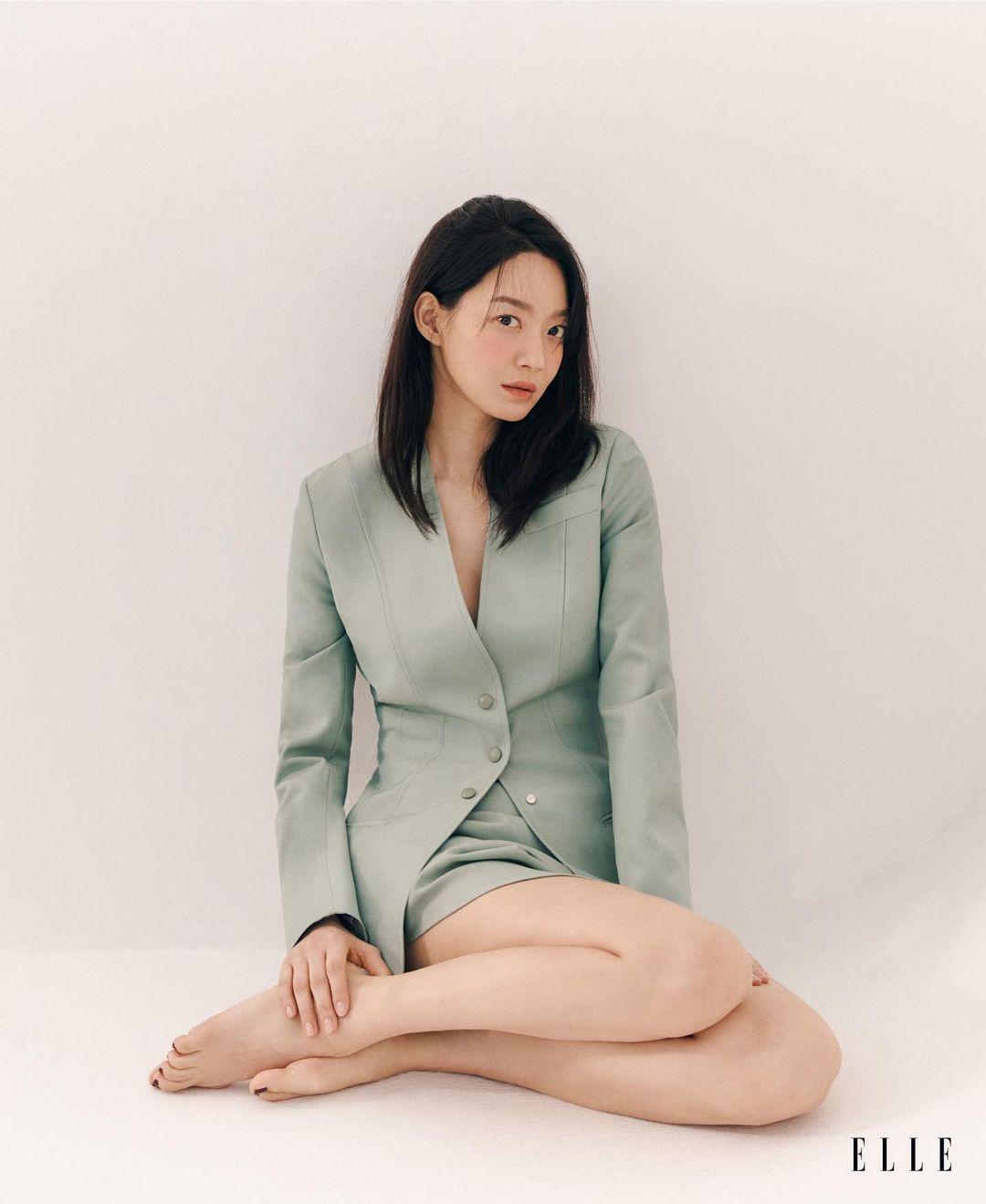 Nàng mặt tròn học ngay bạn gái tài tử Woo Bin để 4 kiểu tóc 'đỉnh' cao này 0012