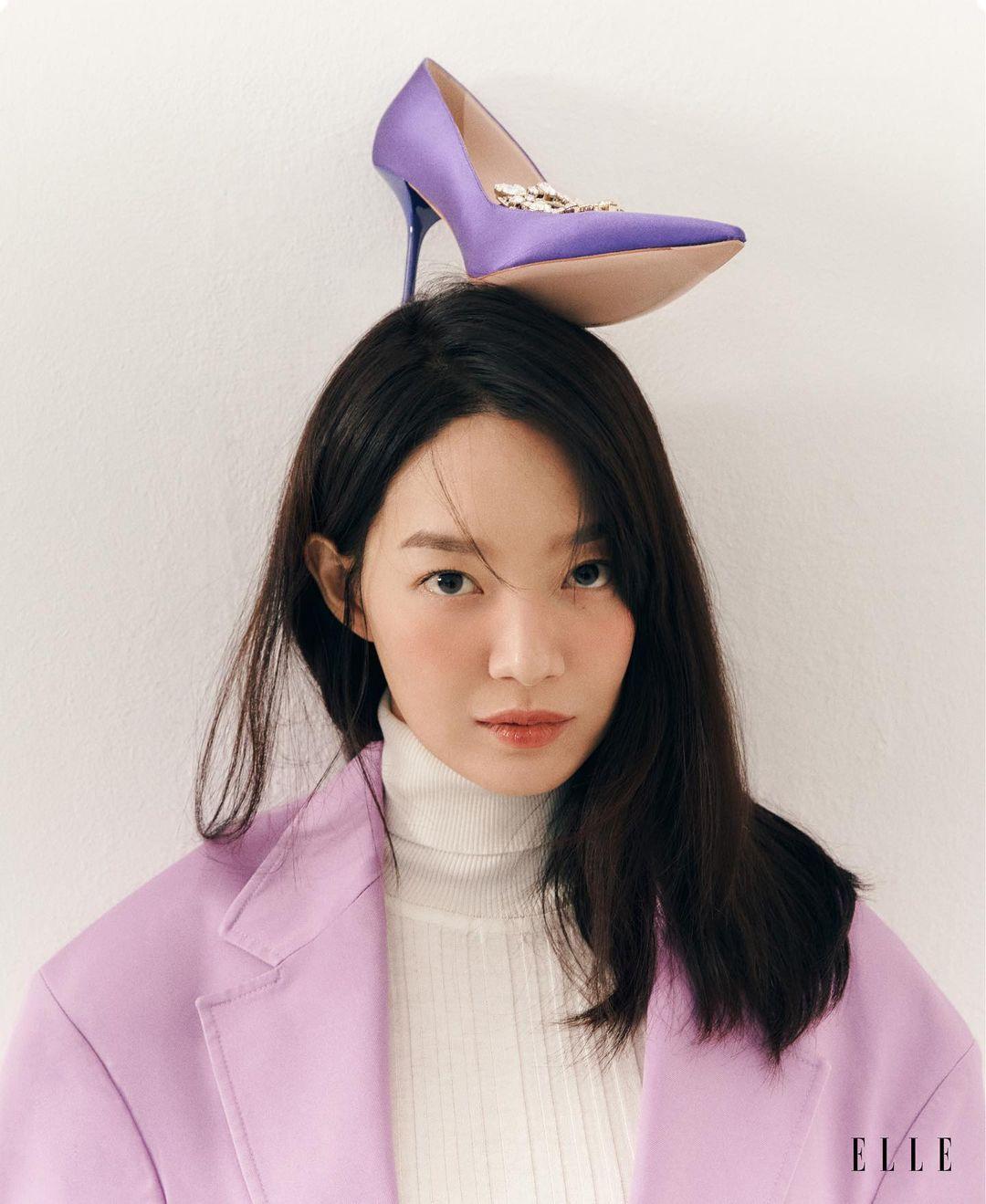 Nàng mặt tròn học ngay bạn gái tài tử Woo Bin để 4 kiểu tóc 'đỉnh' cao này 0011