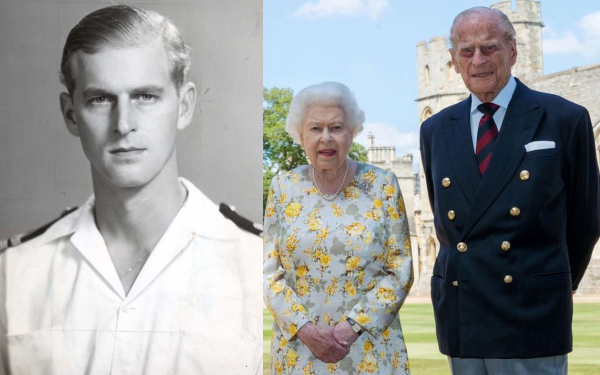 Nhìn lại những dấu ấn không thể nào quên của Hoàng tế Philip trong suốt cuộc đời