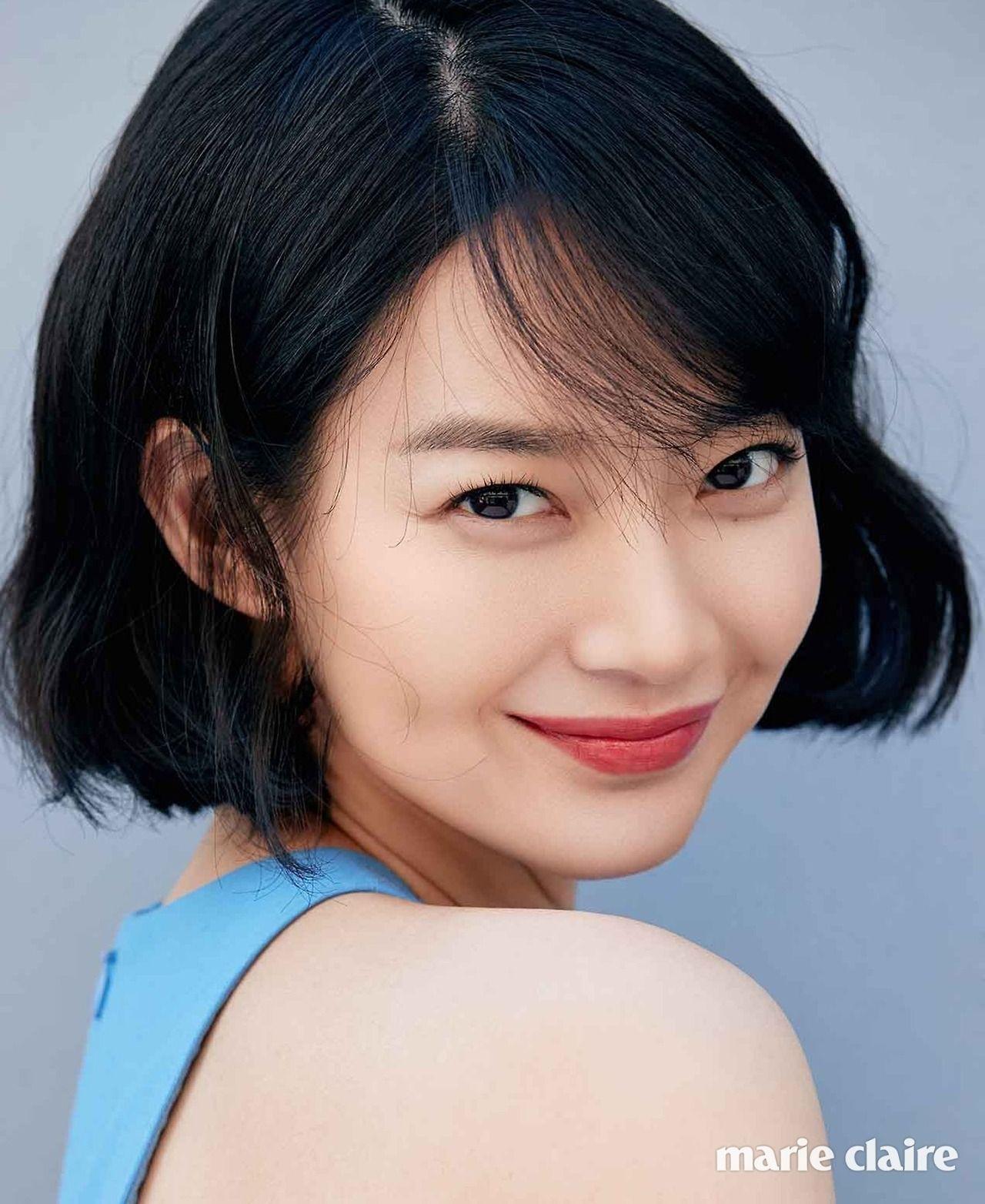 Nàng mặt tròn học ngay bạn gái tài tử Woo Bin để 4 kiểu tóc 'đỉnh' cao này 0014