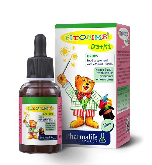 Bổ sung kết hợp vitamin D3 và K2 - bí quyết giúp trẻ cao lớn vượt trội bố mẹ nào cũng cần áp dụng - Ảnh 14.