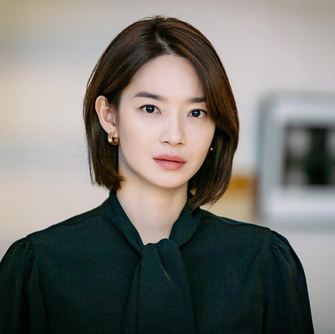 Nàng mặt tròn học ngay bạn gái tài tử Woo Bin để 4 kiểu tóc 'đỉnh' cao này 004