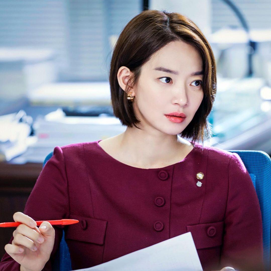 Nàng mặt tròn học ngay bạn gái tài tử Woo Bin để 4 kiểu tóc 'đỉnh' cao này 003