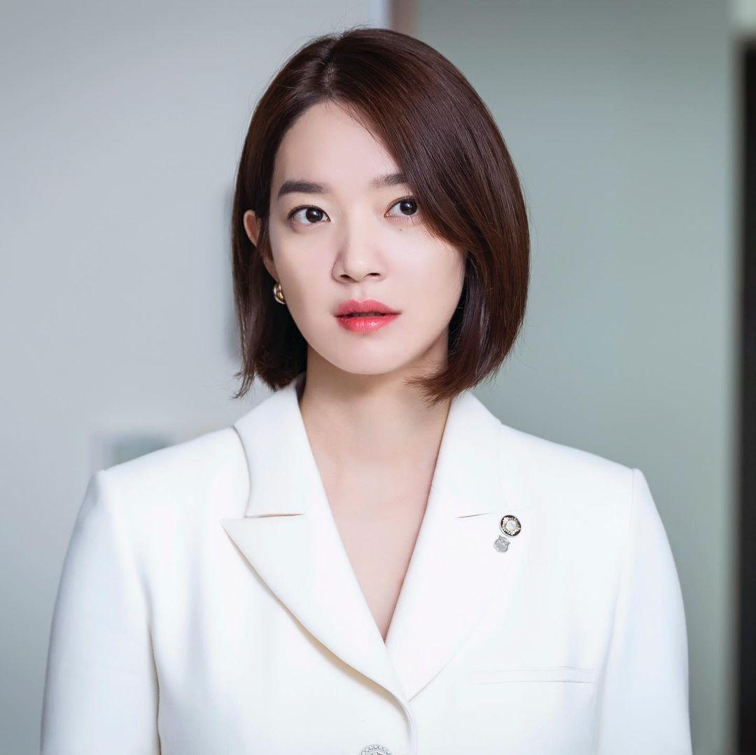 Nàng mặt tròn học ngay bạn gái tài tử Woo Bin để 4 kiểu tóc 'đỉnh' cao này 002