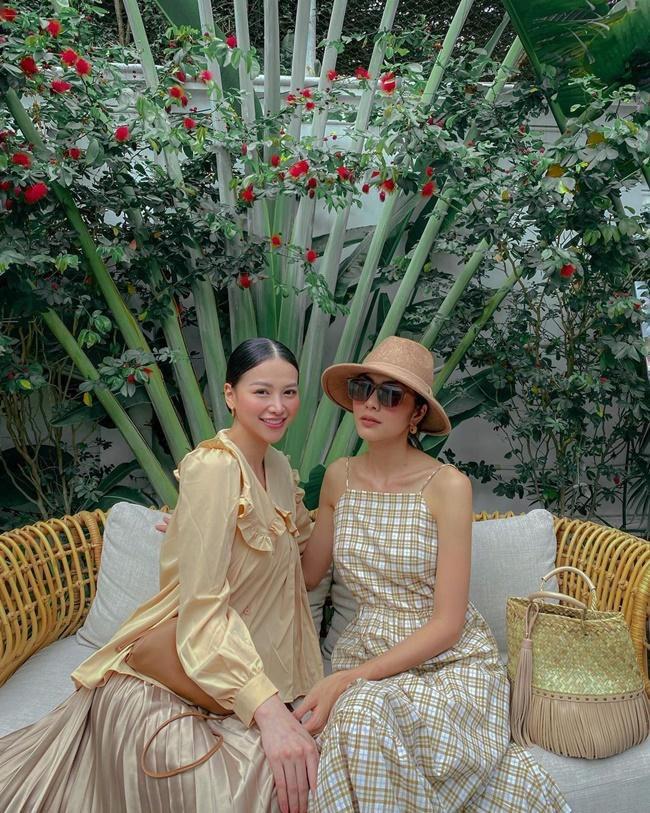 """Hà Tăng khi chung khung hình với dàn Hoa hậu: Makeup đậm hay nhạt cũng không """"ngán"""" bất cứ ai  - Ảnh 3."""