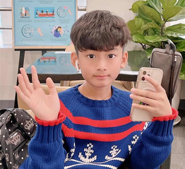 Điểm danh 10 Alpha Kid hot nhất hiện hay: Toàn con sao Việt đình đám,  - Ảnh 4.