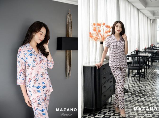 Thời trang Mazano giới thiệu BST đồ mặc nhà cao cấp với ưu đãi 40% - Ảnh 3.