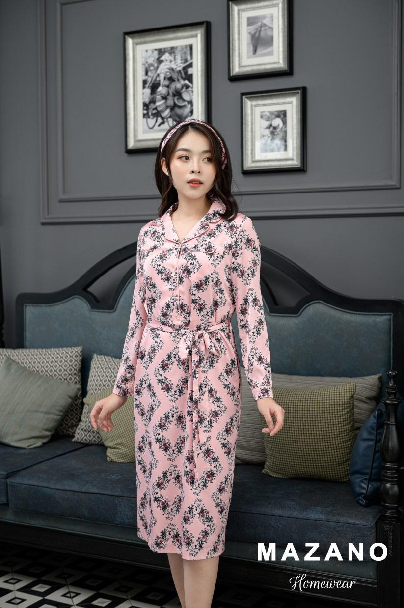Thời trang Mazano giới thiệu BST đồ mặc nhà cao cấp với ưu đãi 40% - Ảnh 5.